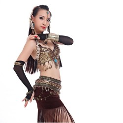 Costume tribal de danse...