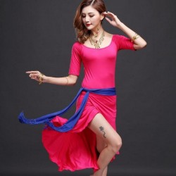 Robe de danse orientale...