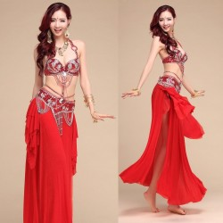 Costume orientale rosso...