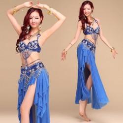 Costume orientale blu...