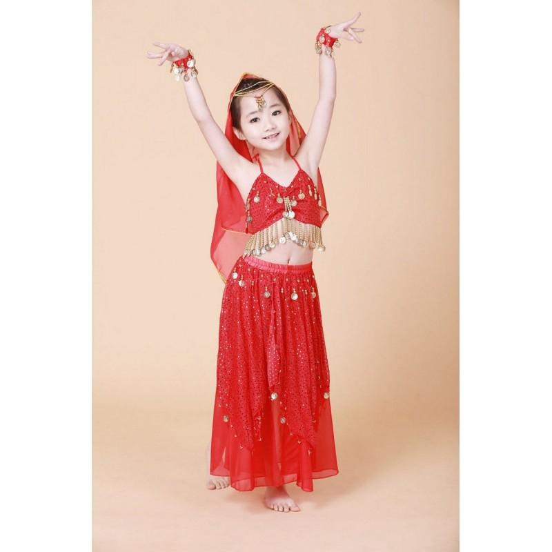 più foto professionista di vendita caldo cercare Costume di danza del ventre bambina a buon mercato - MyBellyDanceShop.com