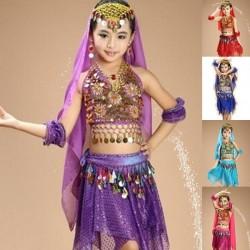 Costume da ragazza danzante