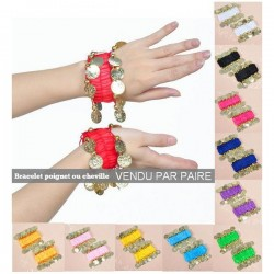 Bracelet de danse orientale...