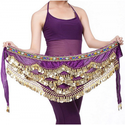 Ceinture de danse orientale...
